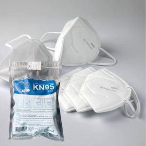 KN 95 MASK WITHOUT NOSE VALVE